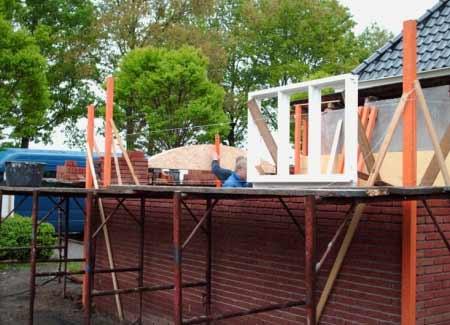 Garage-bouw-in-Ureterp-bouw