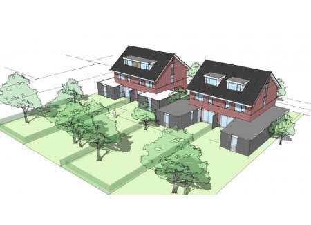 Nieuwbouw-Lege-Kamp-Bouwtekening