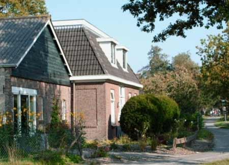 Prefab dak bestaande woning te Ureterp-1