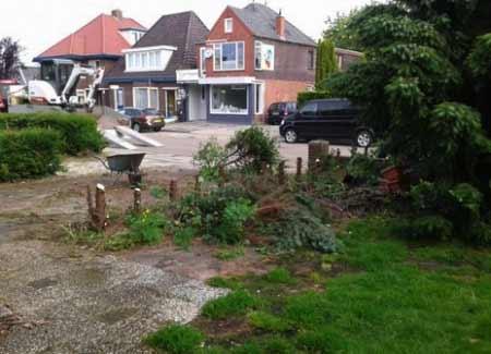 Tuin-aanleggen