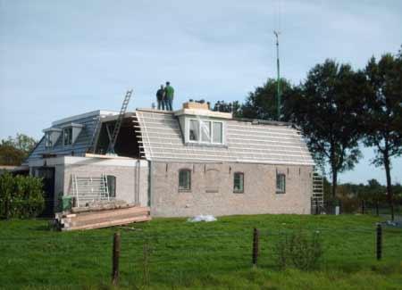 prefab-dak-constructie