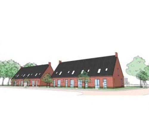 Nieuwbouwproject 7 woningen Frieschepalen