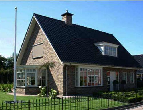 Authentieke nieuwbouw woning Noordwijk