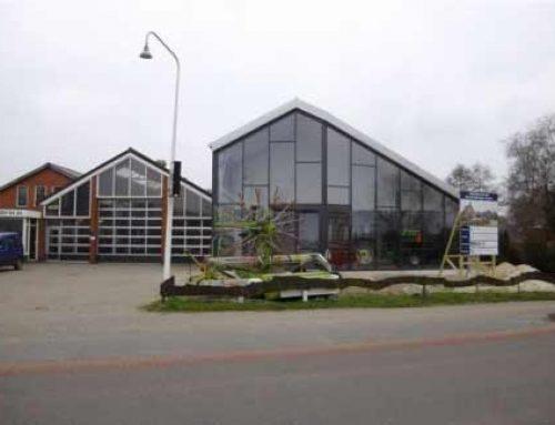 Uitbreiding Garage Dijkhuizen & Zn., Niebert