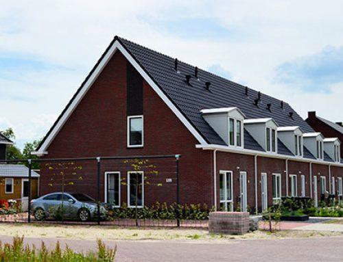 Nieuwbouwproject 5 onder 1 kap Hege Kamp Ureterp